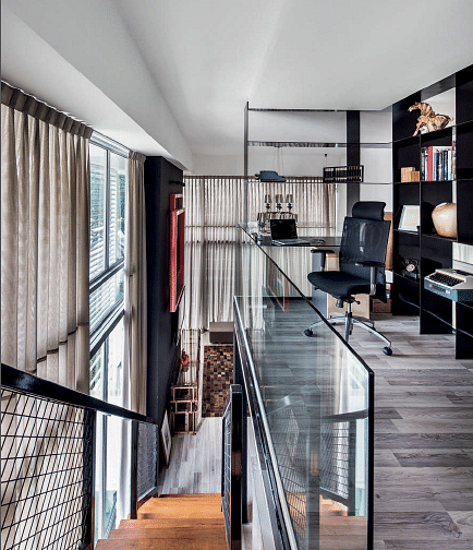 Home Design Expo Singapore: 3 Stylish Lofts In Singapore We'd Like To Live In