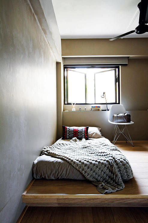 12 Stylish Minimalist Bedrooms