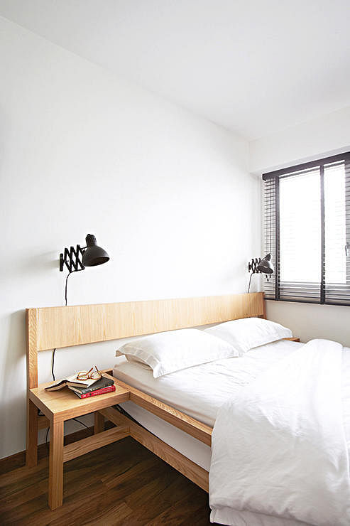 12 Stylish Minimalist Bedrooms Home Amp Decor Singapore