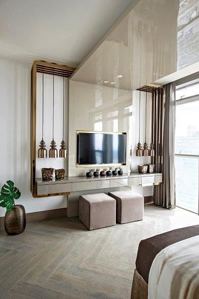 Stunning modern classic interiors of the One Shenzhen Bay showflats 15