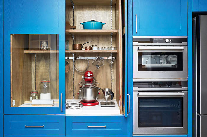 Merveilleux Kitchen Design Ideas: 10 Stylish Ways To Store Kitchen Tools And Crockery 1