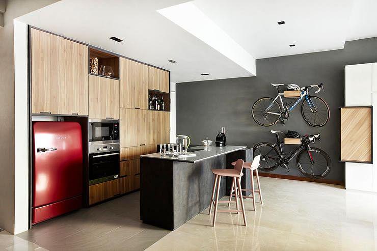 9 Practical And Elegant Kitchens