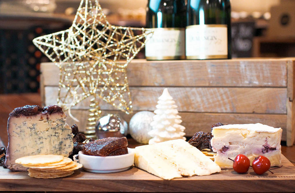 The Providore Cheese Platter