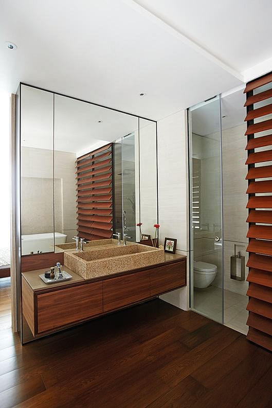 Bathroom design ideas: 10 contemporary open-concept spaces 9