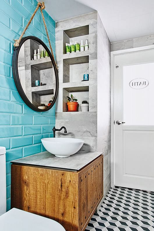 Bathroom design ideas: 10 small but stylish spaces 9