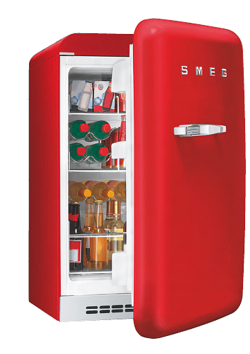 appliances for tiny kitchens Smeg