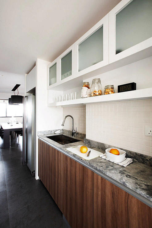 Sophisticated kitchens mong design studio