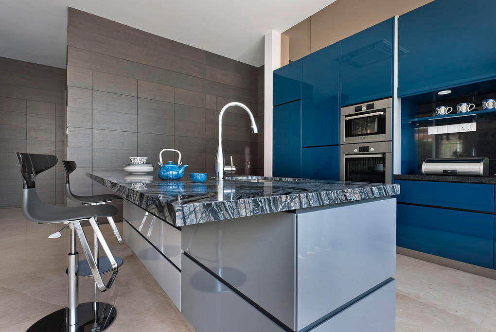 6 Simple And Sophisticated Kitchens Home Decor Singapore