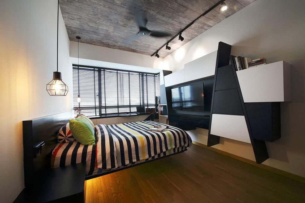 Bedroom design ideas: 10 trendy modern interiors 6