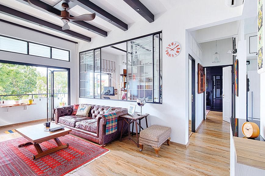 Design Idea: Add A Middle Eastern Style Rug To Your Living Area For Instant