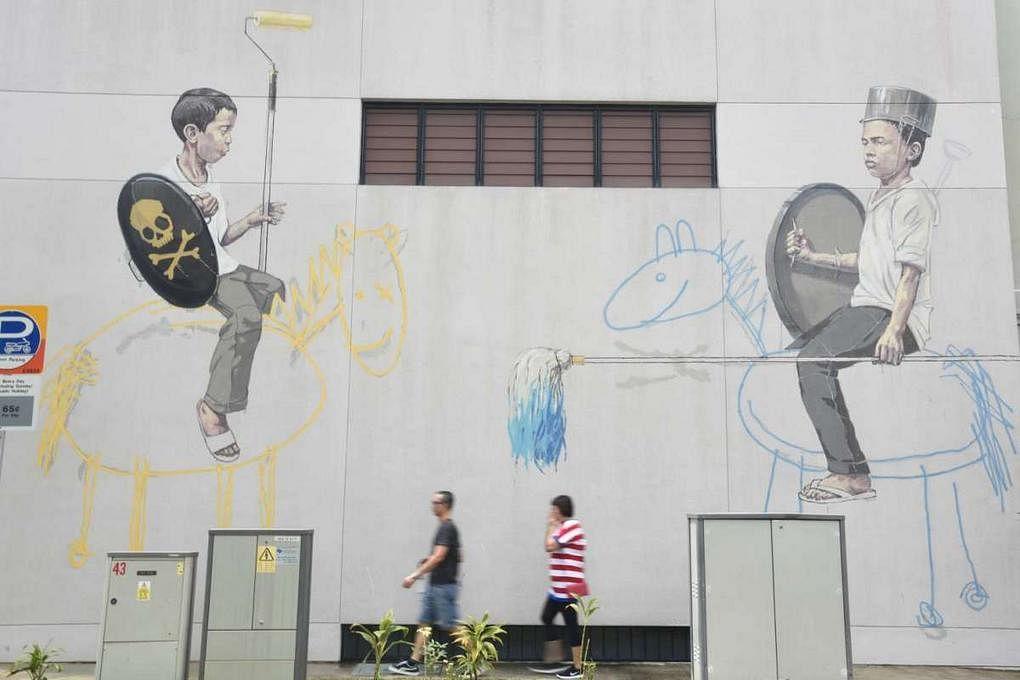10 Graffiti Artwork In Singapore You Must See Home Decor Singapore