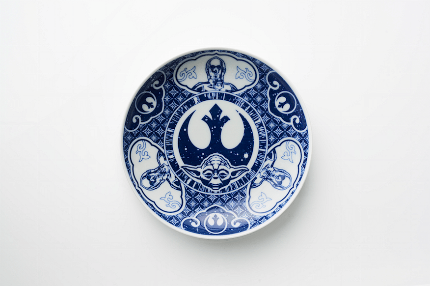 Starwarsxsupermama1 & Supermama to launch Star Wars-inspired porcelain plates | Home ...
