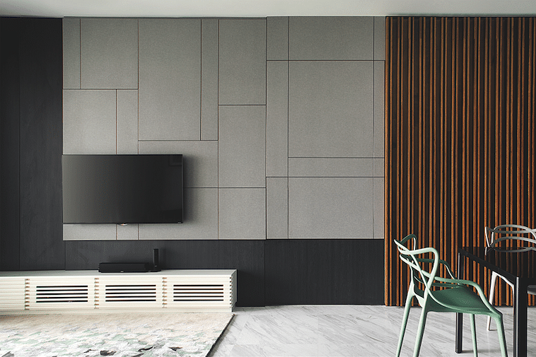 8 Design Ideas For Simple Contemporary Feature Walls