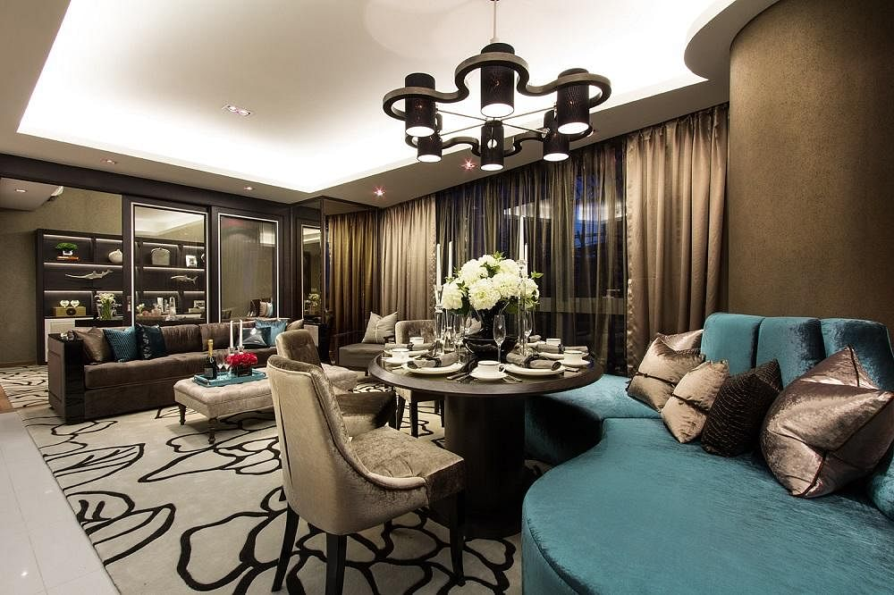 Sumisura bespoke interiors one shenton 4 bedroom living space 2 low