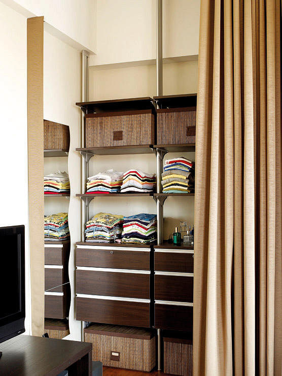 Want A Walk In Wardrobe In A Small Hdb Flat Here Are 7