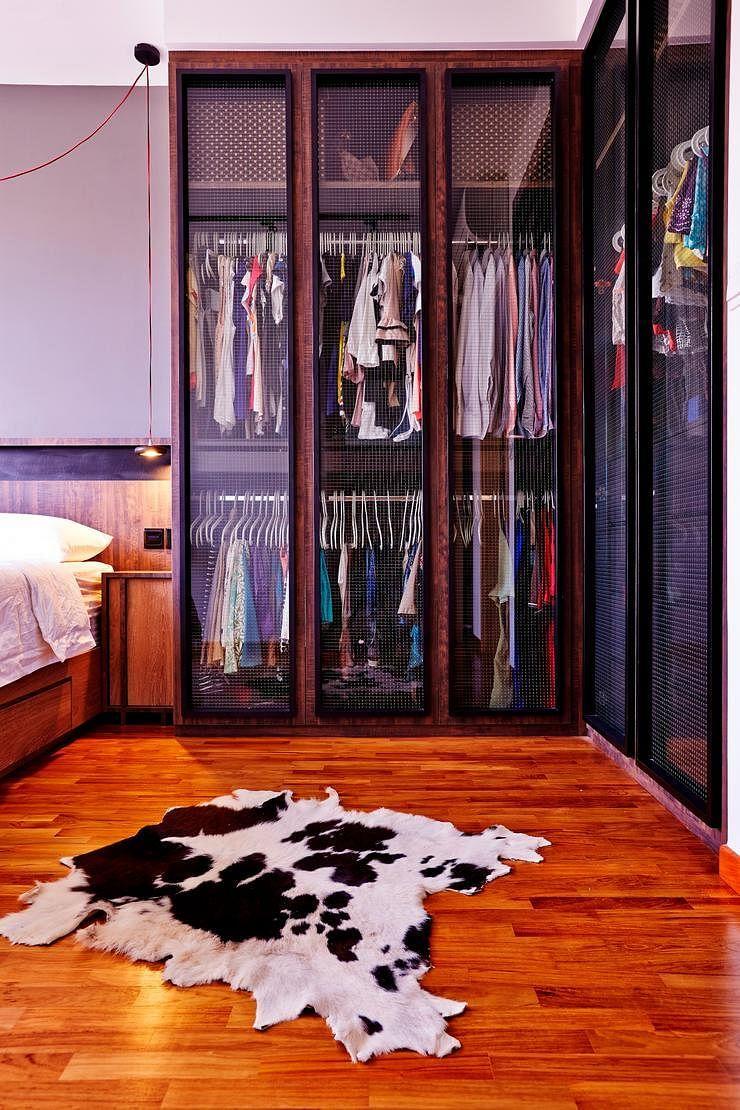 7 creative ways to design your bedroom wardrobe home for Ways to design your bedroom