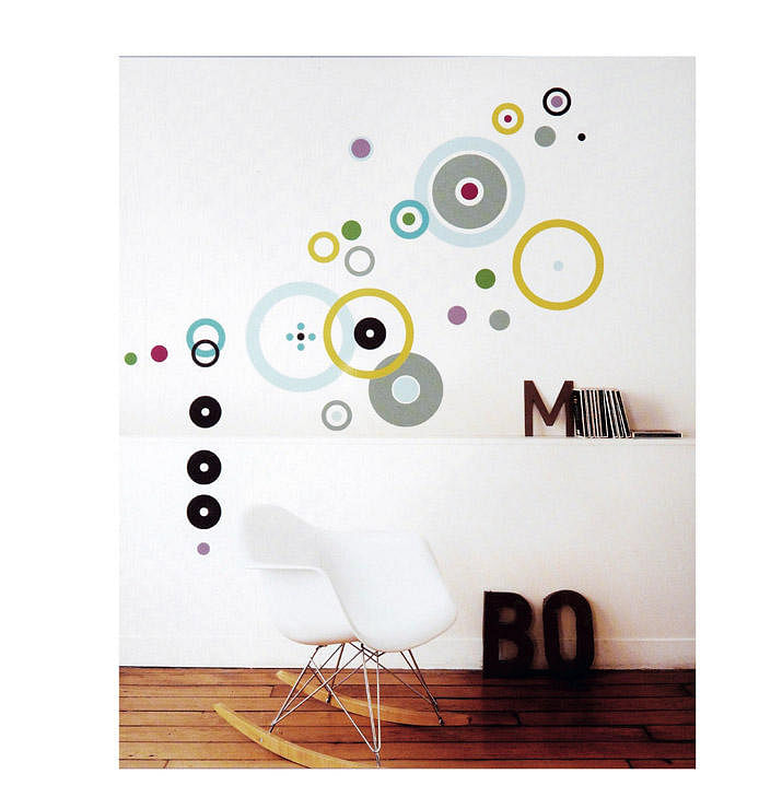 Bubble Wall Sticker By Nouvelle Images From Flynnish Home Decor