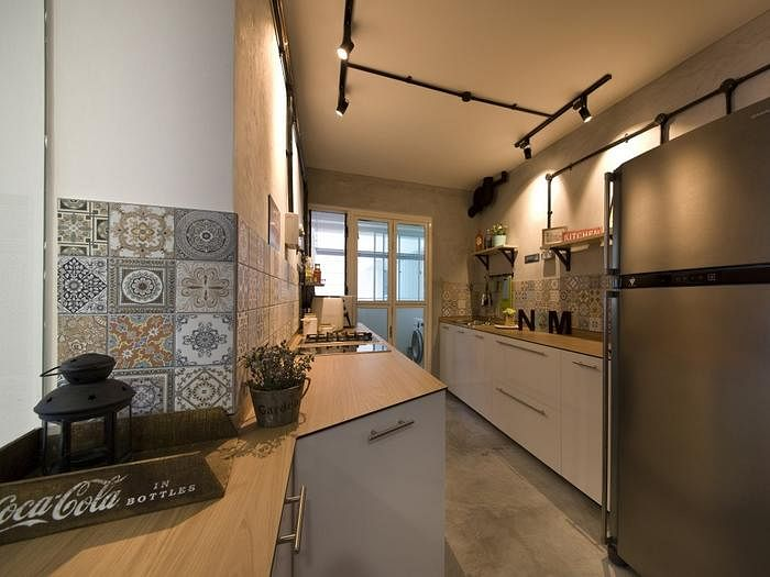 Kitchen design ideas: 8 stylish and practical HDB flat ...
