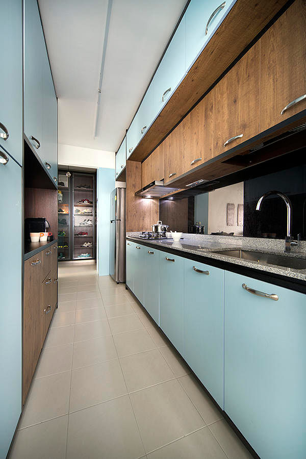 kitchen design singapore hdb flat. Kitchen design ideas  8 stylish and practical HDB flat gallery kitchens