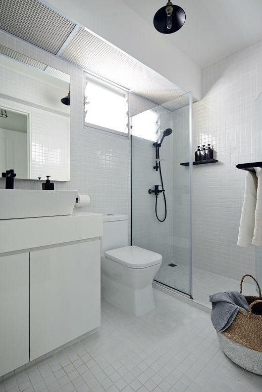 Home Tips Quick And Easy Fixes For Tidying And Organising Your Bathroom Home Decor Singapore