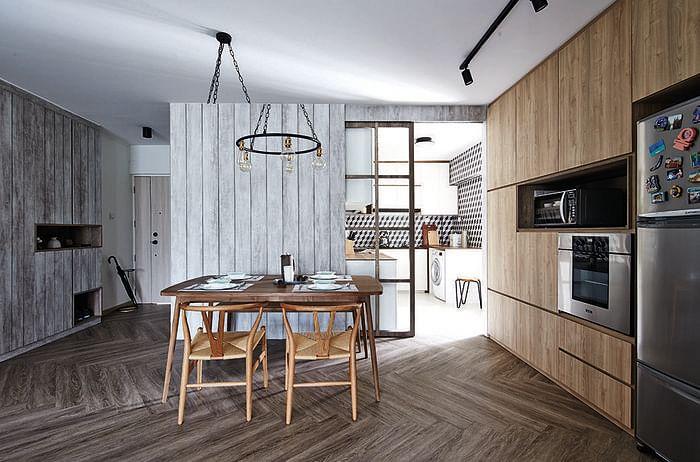 House Tour 90 000 Scandinavian Style Five Room Hdb Flat