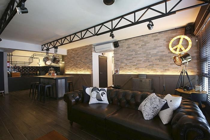 cafe inspired home concept home decor singapore