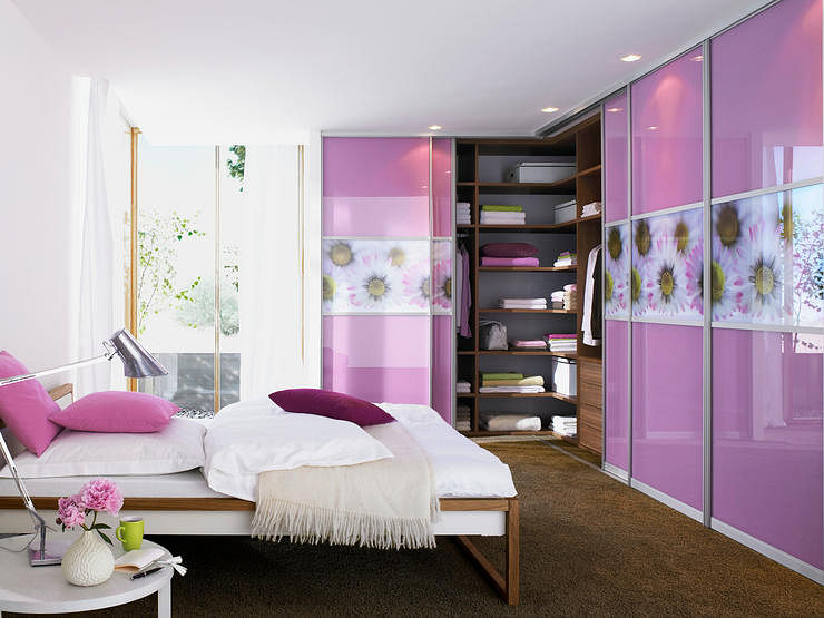 Renovation 3 different types of wardrobes for your for Website that allows you to design a room