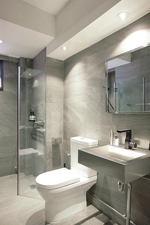 Renovation Get Your Bathroom Lighting Right Home Decor Singapore