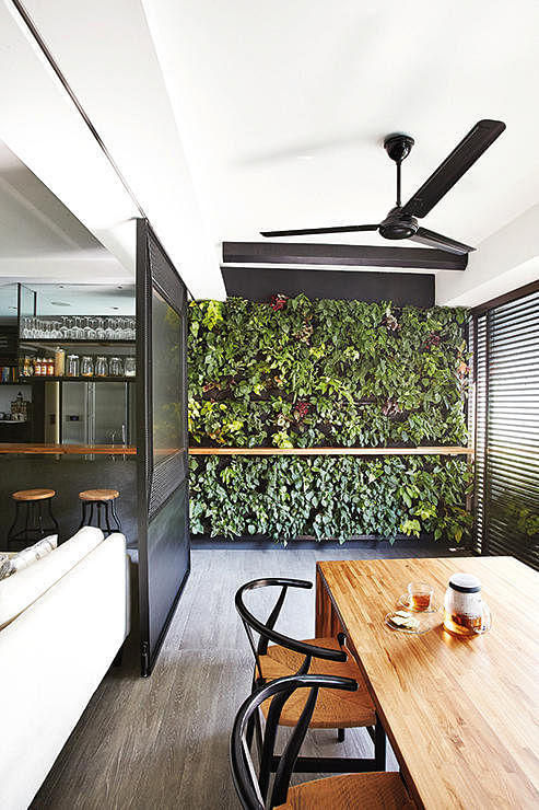 Renovation Get A Green Wall Even If You Don T Have A