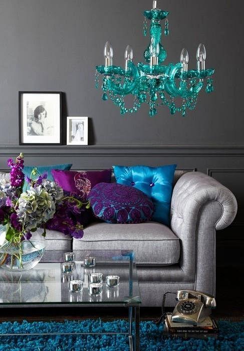 Home interior design trend for 2016 jewel tones home for Best home decor blogs 2016