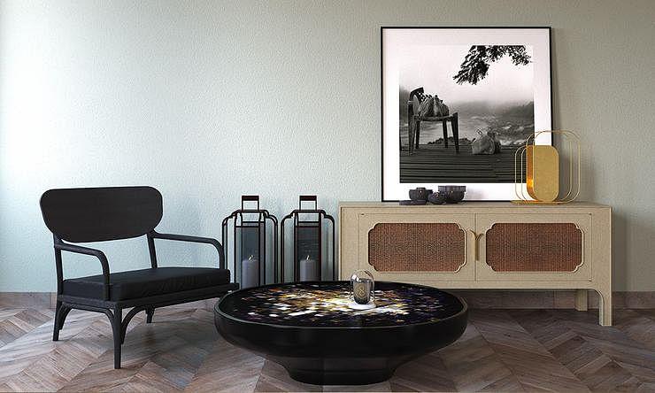 Trend chic contemporary oriental furniture home decor for Oriental furniture singapore