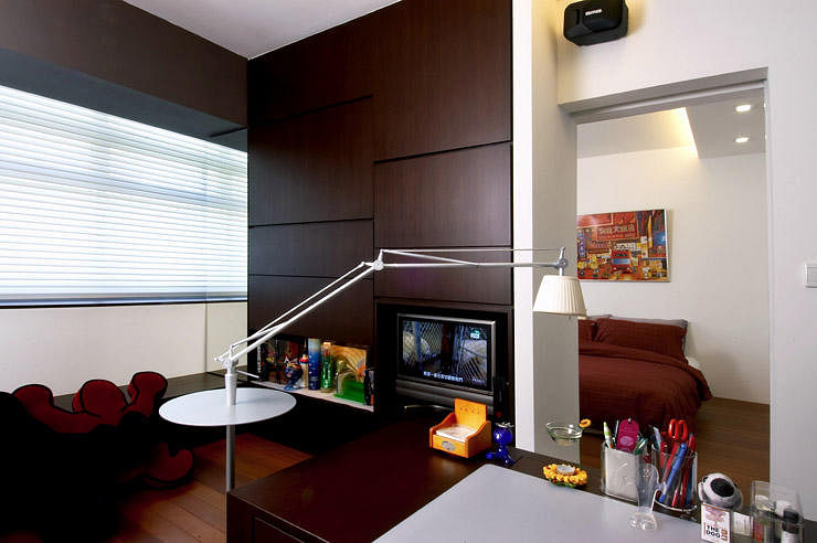 8 Steps To Get The Perfect Man Cave In Your HDB Flat