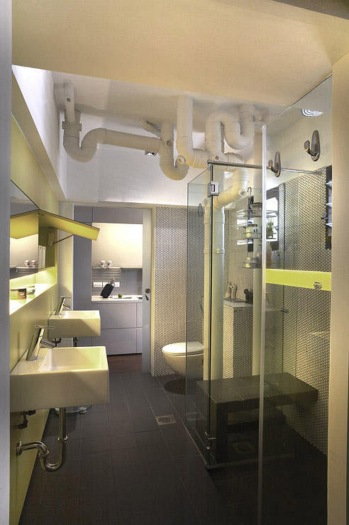 7 hdb bathrooms that are both practical and luxurious for Washroom renovation ideas