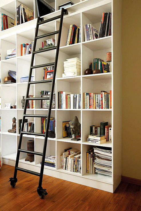 Home library design ideas for book lovers home decor singapore - Home library design ideas for the book lovers ...