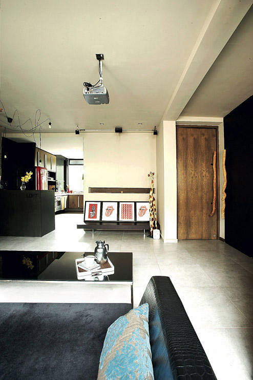 These 3-room HDB flats are stylish and creative!   Home ...