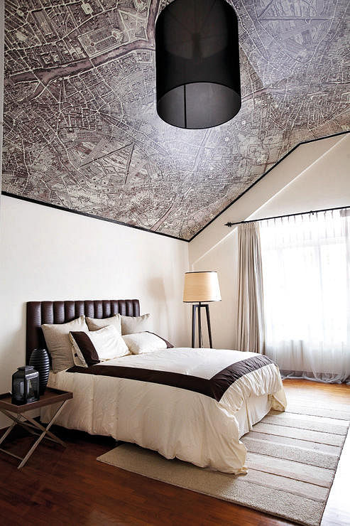 5 Dreamiest Bedroom Ceilings Home Decor Singapore