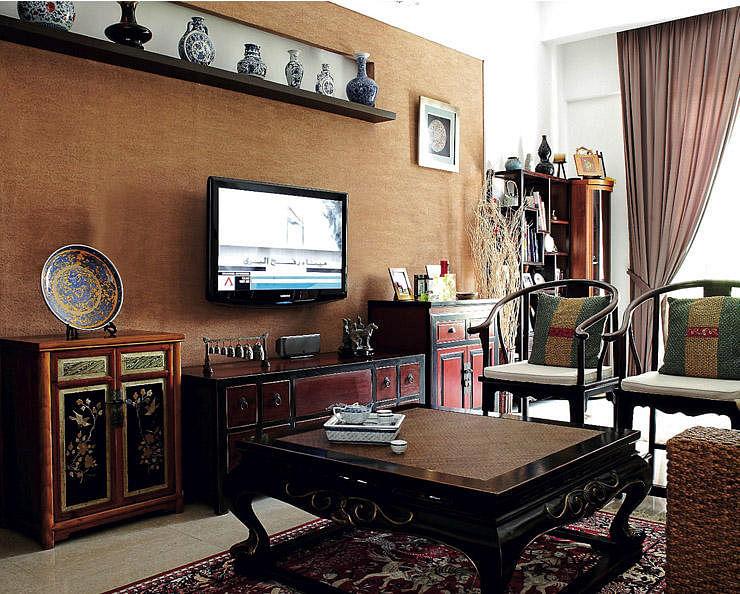 oriental, maximalist, maximalism, maximalist design, interior design, living room