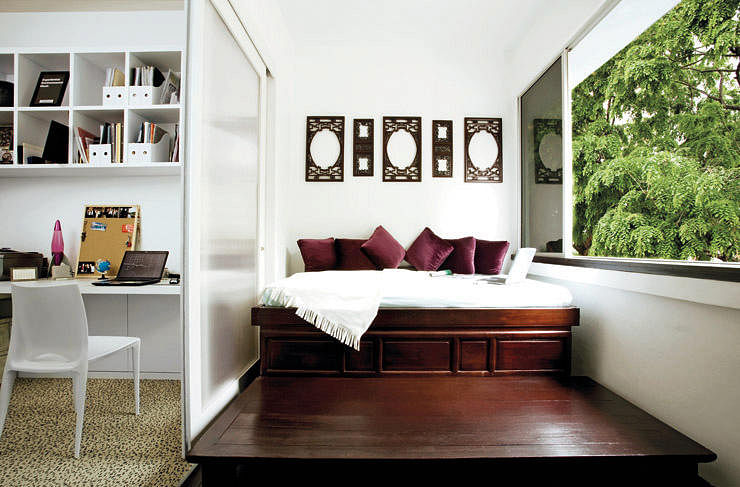 10 Bed Frames For Small Rooms Home Decor Singapore