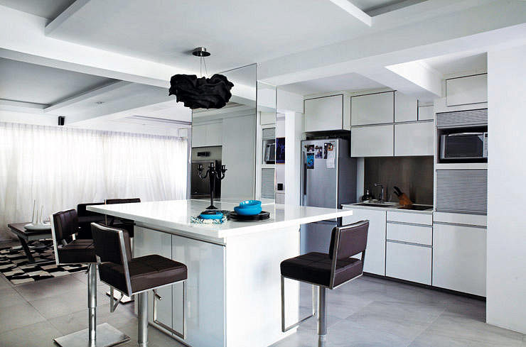 Kitchen Ideas Singapore kitchen design ideas: features and details for island counters