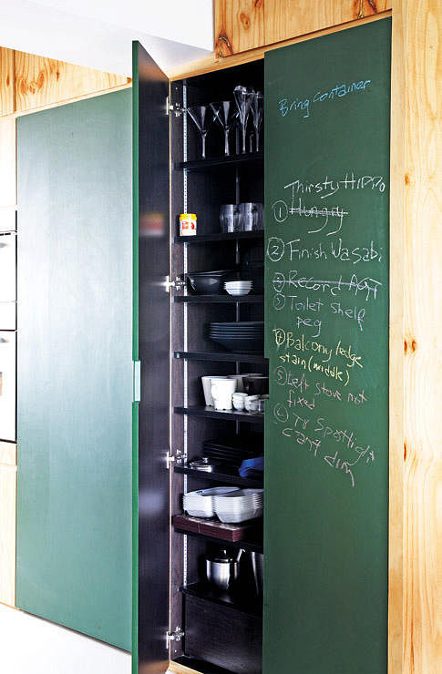Why You Should Make Room For A Chalkboard Feature Wall