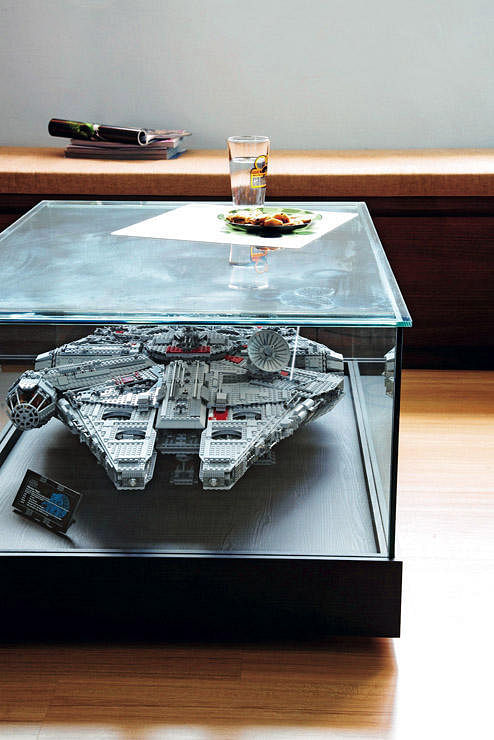 Show off your collectibles creatively with these 10 ideas for How to build a coffee table display case