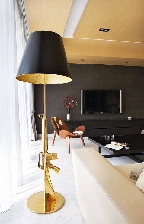 10 sculptural lamps that ll make a statement in your home home