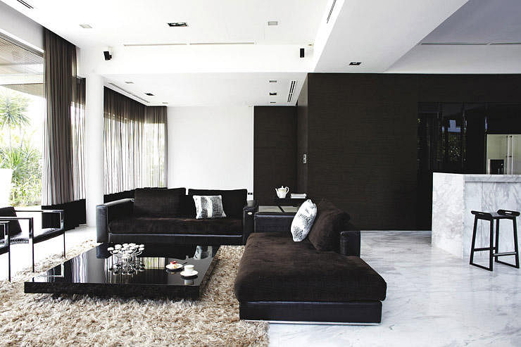 House Tour Classy Interiors In This Sentosa Cove Bungalow