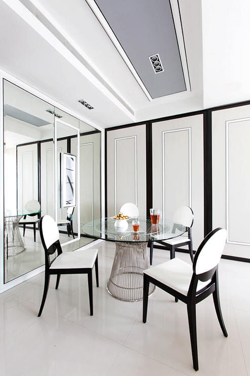 House Tour Apartment With A Minimalist Classical Theme