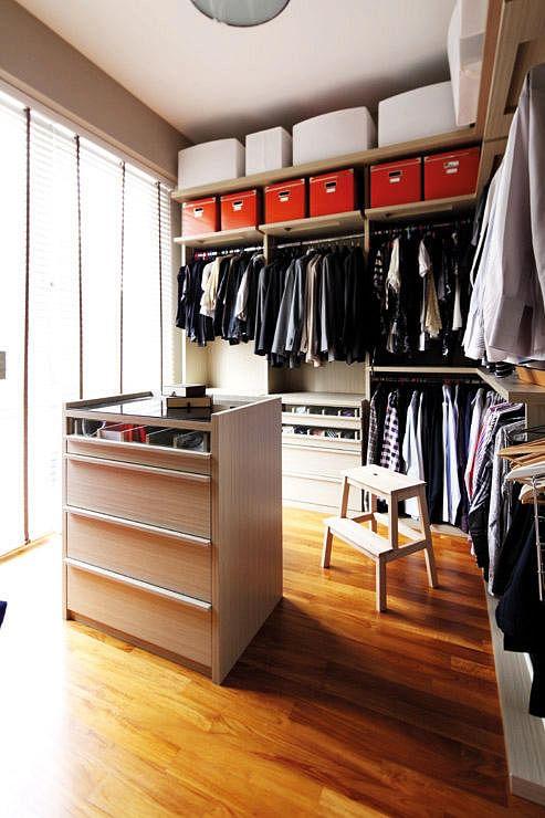 How To Design The Perfect Walk In Wardrobe Home Decor