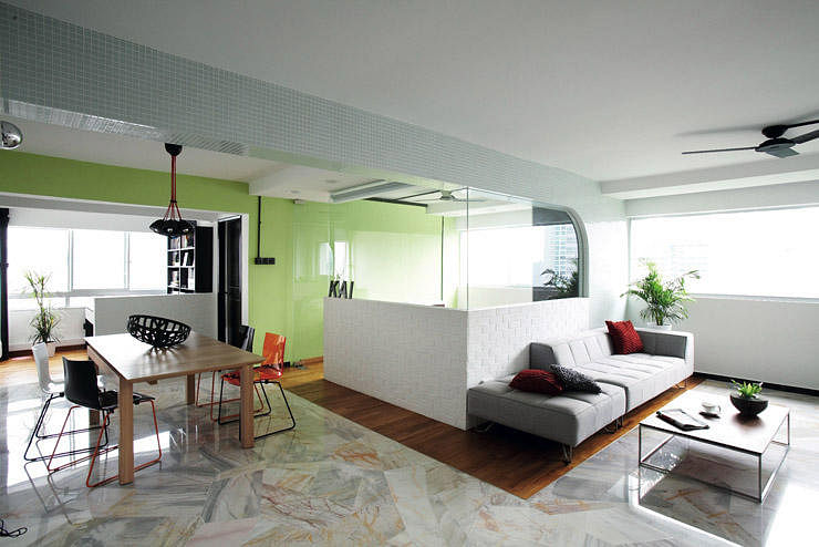10 Reasons Why You Should Use Contrasting Materials