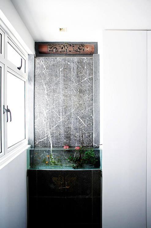 Modern Oriental Antique Furnished Three Room Hdb Flat