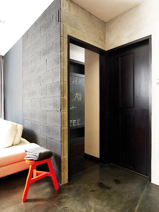 Dark Need Not Be Dull As This Apartment In Clementi Shows
