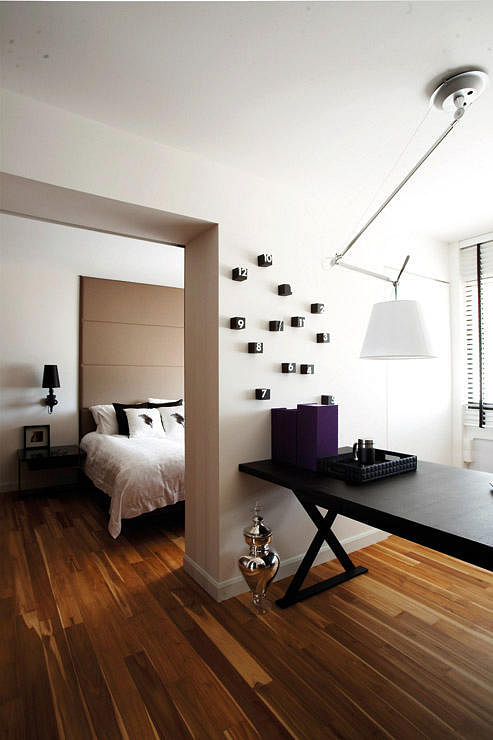 Where to put a study in your hdb flat home decor singapore for Bedroom study area designs