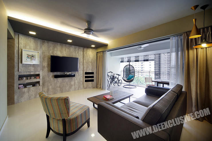 Home decor singapore for Living room designs singapore